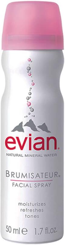 Nước xịt khoáng Natural Mineral Water Evian 50ml