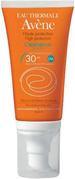 Kem chống nắng cho da nhờn mụn, nhạy cảm Avene High Protection Cleanance Sunscreen SPF 30