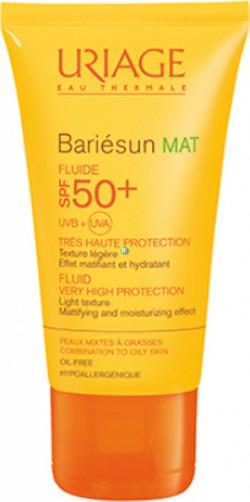 Kem chống nắng Uriage Bariesun MAT Flude SPF50+
