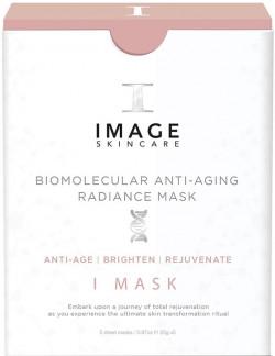 Mặt nạ tái tạo và làm sáng da I Mask Biomolecular Anti Aging Radiance Mask Image Skincare 20 Mask