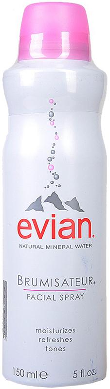 Nước xịt khoáng Natural Mineral Water Evian 150ml
