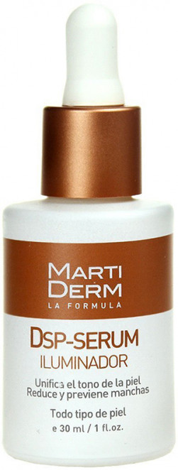 Serum làm trắng da giảm nám MartiDerm DSP-Serum Illuminator