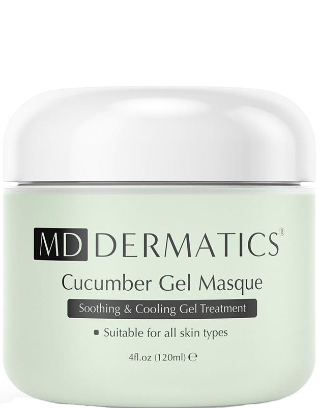 Mặt nạ giảm đỏ dịu kích ứng MD Dermatics Cucumber Gel Masque
