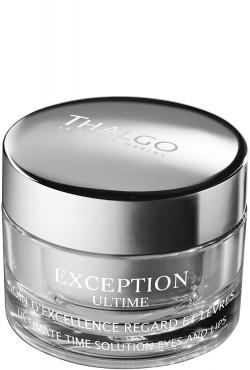 Dung dịch giúp trẻ hóa da vùng mắt và môi Thalgo Ultimate Time Solution Eyes and Lips