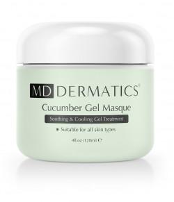Mặt nạ dưa leo giảm đỏ và làm dịu kích ứng da MD Dermatics Cucumber Gel Masque