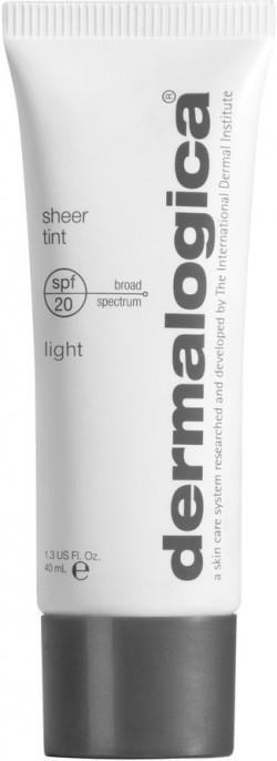 Kem trang điểm chống nắng Dermalogica Sheer Tint Moisture SPF20 (Light)