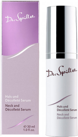Serum nâng ngực Dr Spiller Neck and Décolleté Serum