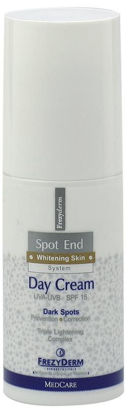 Kem dưỡng trắng da ban ngày Frezyderm Spot End Day Cream SPF 15