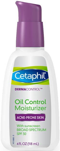 Kem chống nắng kiểm soát nhờn mụn  Cetaphil Derma Control SPF30
