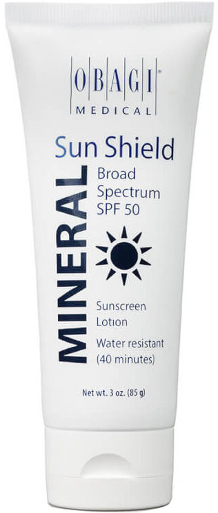 Kem chống nắng cho da nhạy cảm Obagi Sun Shield Mineral SPF 50