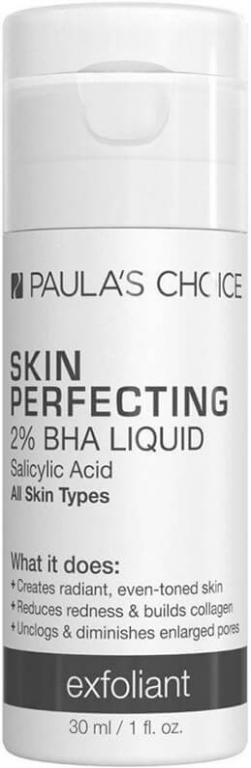 Dung dịch loại bỏ tế bào chết Paula's Choice Skin Perfecting 2‰ BHA Liquid Exfoliant 30ml