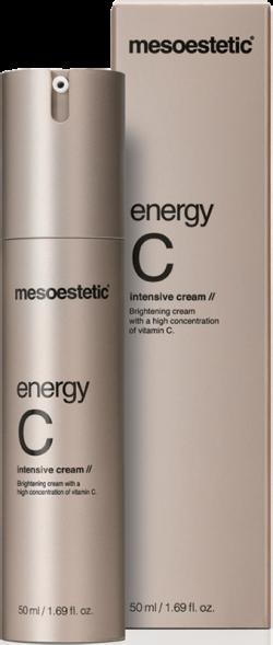 Kem giúp giảm nám, sạm, thiếu sức sống Mesoestetic Energy C Intensive Cream