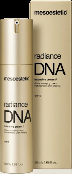 Kem dưỡng da chống lão hóa ban ngày Mesoestetic Radiance DNA Intensive Cream