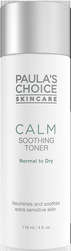 Nước hoa hồng làm dịu và phục hồi da dành cho da khô, nhạy cảm Paula's Choice Calm Redness Relief Toner ( Dry Skin )