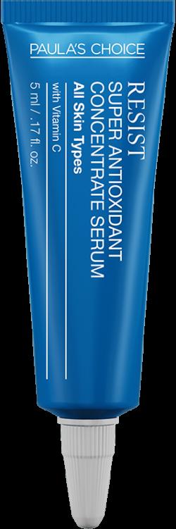 Tinh chất chống lão hóa chuyên sâu Paula's Choice Resist Super Antioxidant Concentrate Serum 5ml