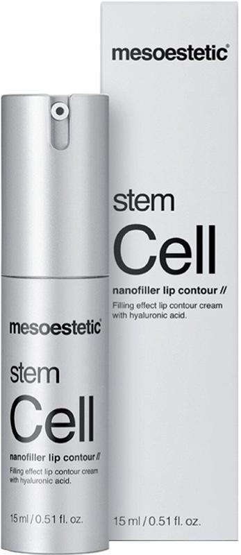 Tế bào gốc giúp giảm thâm, nhăn vùng môi Mesoestetic Stem Cell NanoFillerTM Lip Contour