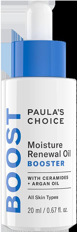 Tinh chất dầu hỗn hợp siêu dưỡng ẩm chống lão hóa Paula's Choice Resist Moisture Renewal Oil Booster 20ml