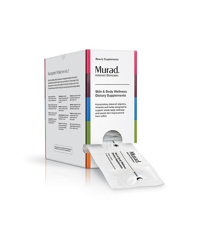 Viên uống trắng da, giảm nám, nếp nhăn và sức khỏe tổng thể Murad Skin & Body Wellness Supplements