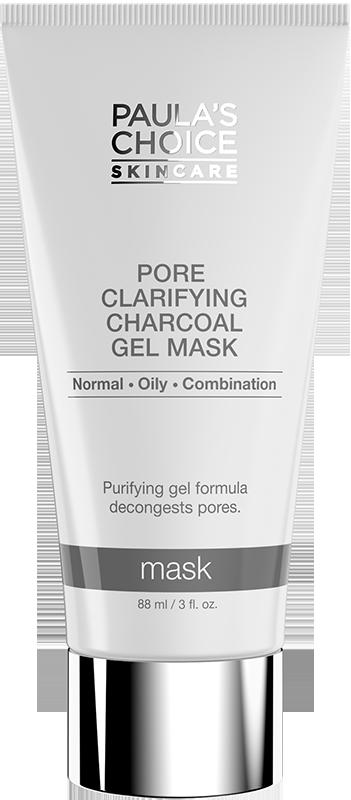 Mặt nạ cân bằng da và se khít lỗ chân lông Paula's Choice Pore Clarifying Charcoal Gel Mask