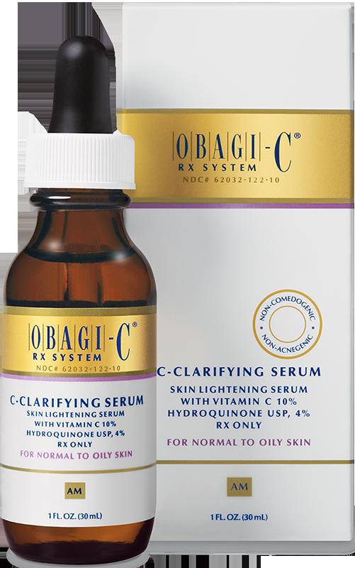 Serum làm trắng da, chống lão hóa Obagi-C Rx C-Clarifying Serum - Normal To Oily