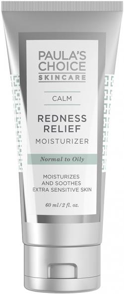 Kem dưỡng ẩm chống lão hóa, phục hồi da dầu Paula's Choice Calm Redness Relief Moisturizer For Nomal To Oily