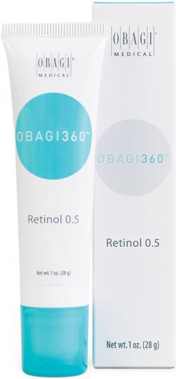 Kem dưỡng da trẻ hóa, ngừa mụn Obagi 360 Retinol 0.5