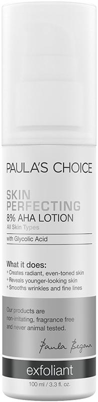 Lotion loại bỏ tế bào chết Paula's Choice Skin Perfecting 8‰ AHA Lotion