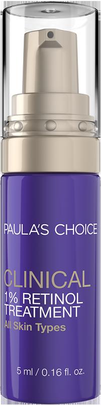 Tinh chất chống lão hóa, phục hồi da đa chức năng Paula's Choice Clinical 1% Retinol Treatment 5ml