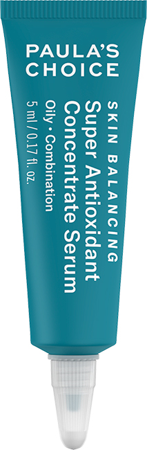 Tinh chất cân bằng độ ẩm và siêu chống lão hóa Paula's Choice Skin Balancing Super Antioxidant Mattifying Concentrate Serum 5ml