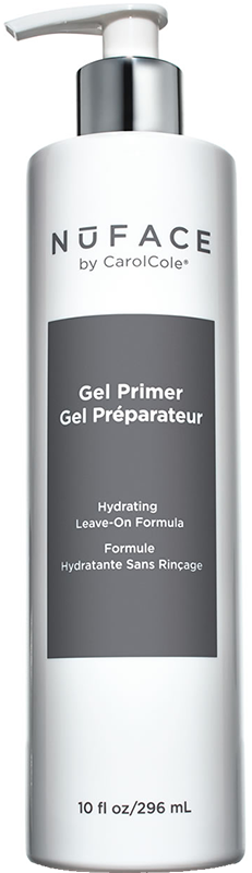 Gel massage NuFACE Hydrating Leave-On Gel Primer 296ml