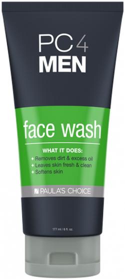Sữa rửa mặt dành cho nam Paula's Choice PC4Men Face Wash 177ml