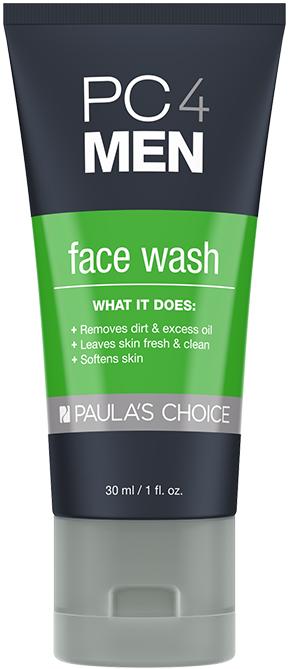 Sữa rửa mặt dành cho nam Paula's Choice PC4Men Face Wash 30ml