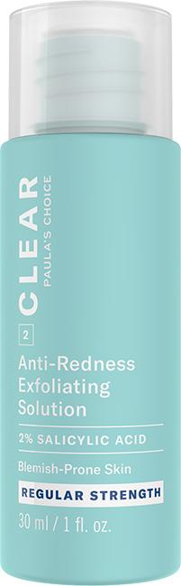 Tinh chất giảm mụn và ban đỏ Paula's Choice Clear Regular Strength Anti-Redness Exfoliating Solution 30ml