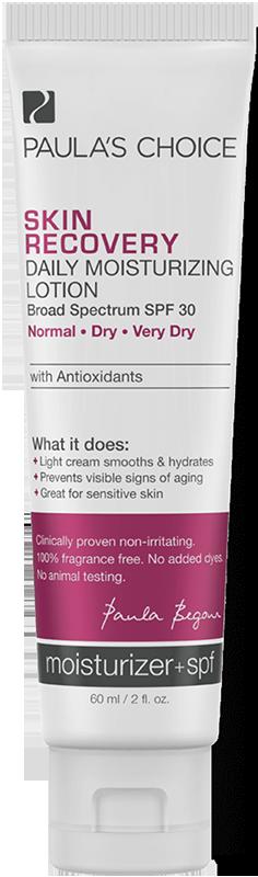 Kem dưỡng ẩm phục hồi da chống oxi hóa Paula's Choice Skin Recovery Daily Moisturizing Lotion SPF 30