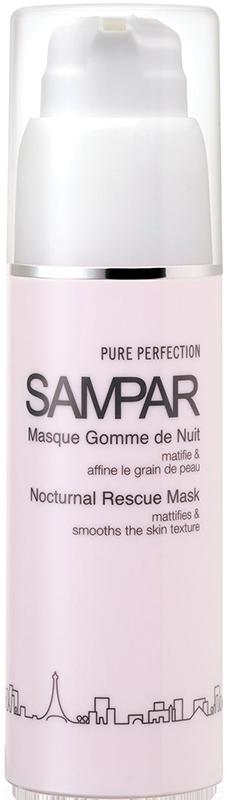 Mặt nạ giúp giảm mụn ban đêm Sampar Nocturnal Rescue Mask