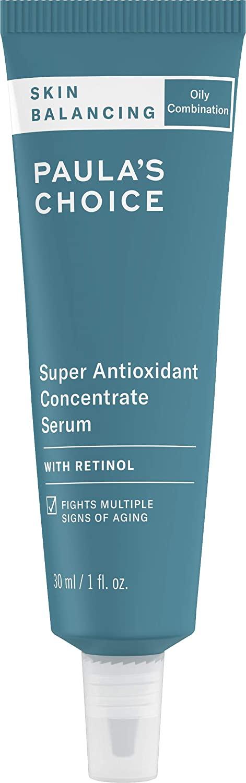 Tinh chất cân bằng độ ẩm và siêu chống lão hóa Paula's Choice Skin Balancing Super Antioxidant Mattifying Concentrate Serum 30ml