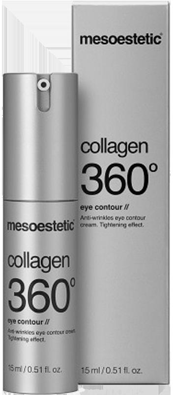 Collagen Giảm Rãnh Nhăn, Săn Chắc Vùng Da Quanh Mắt Collagen 360 Eye Contour Mesoestetic