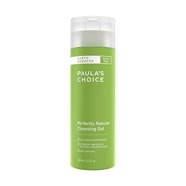 Gel rửa mặt nguồn gốc thiên nhiên Paula's Choice Earth Sourced Perfectly Natural Cleansing Gel