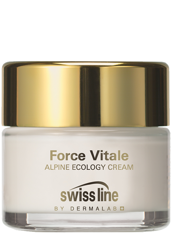 Kem sinh học hồi sinh da lão hóa Swissline Alpine Ecology Cream