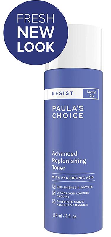 Nước hoa hồng bổ sung chuyên sâu cho da khô Paula's Choice Resist Advanced Replenishing Toner