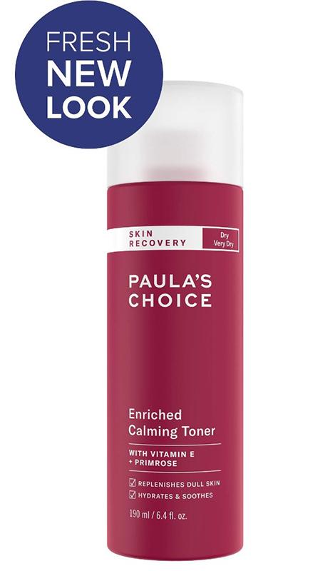Nước hoa hồng phục hồi độ ẩm cho da nhạy cảm Paula's Choice Skin Recovery Enriched Calming Toner