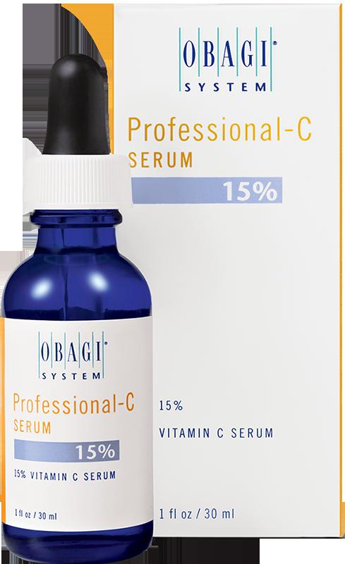 Serum chống lão hóa, giảm sạm da OBAGI Professional-C Serum 15‰