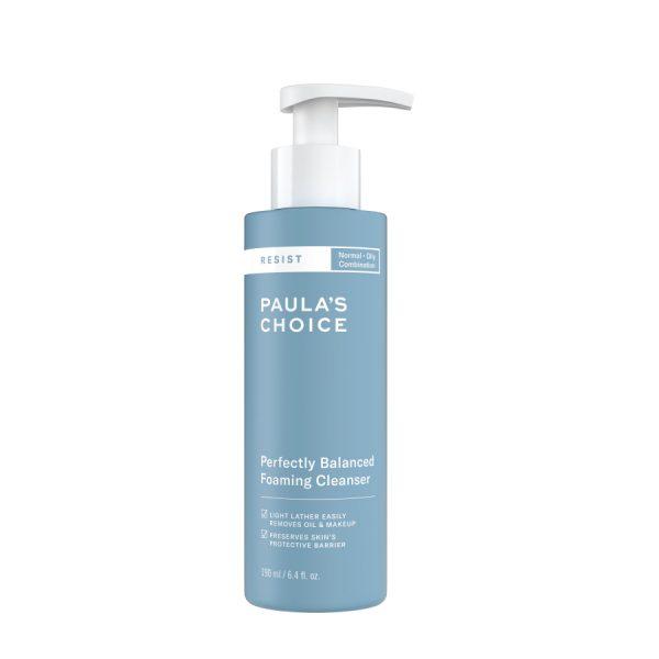 Sữa rửa mặt cân bằng da hoàn hảo Paula's Choice Resist Perfectly Balanced Foaming Cleanser 190ml