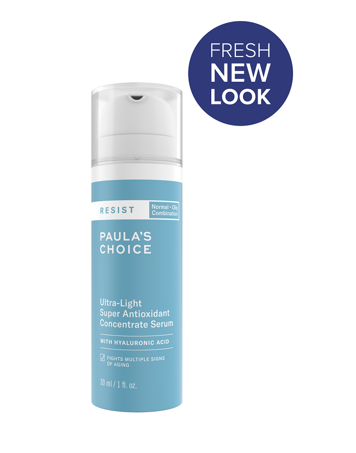 Tinh chất chống oxi hóa siêu nhẹ Paula's Choice Resist Ultra Light Super Antioxidant Concentrate Serum 30ml