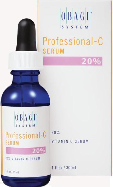 Serum chống lão hóa, giảm sạm da OBAGI Professional-C Serum 20‰