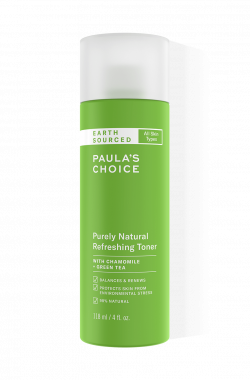 Nước hoa hồng nguồn gốc thiên nhiên Paula's Choice Earth Sourced Purely Natural Refreshing Toner