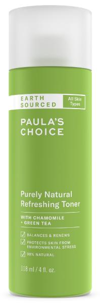 Nước hoa hồng Paula's Choice Earth Sourced Purely Natural Refreshing Toner