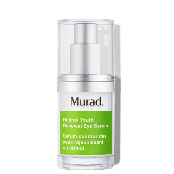 Serum xoá mờ nếp nhăn vùng da quanh mắt Murad Retinol Youth Renewal Eye Serum