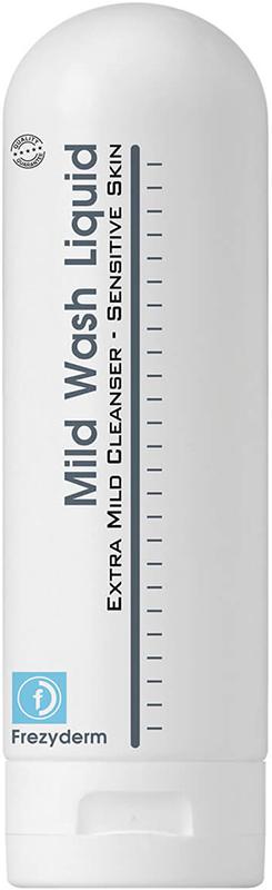 Gel rửa mặt cân bằng độ ẩm Frezyderm Mild Wash Liquid
