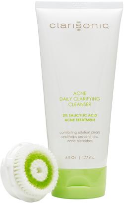 Bộ sản phẩm làm sáng da ngừa mụn Clarisonic Acne Clarifying Kit